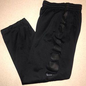 Nike Elite Dri-Fit Pants All Black